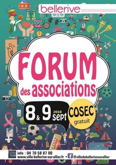 Forum des assos 18 19